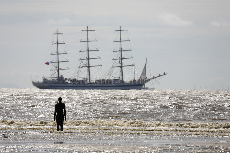 Download Tall Ships Leaving Liverpool Stock Photo - Image: 5984050