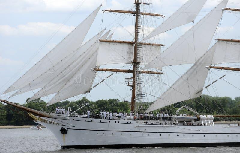 Tall Ships royalty free stock photos