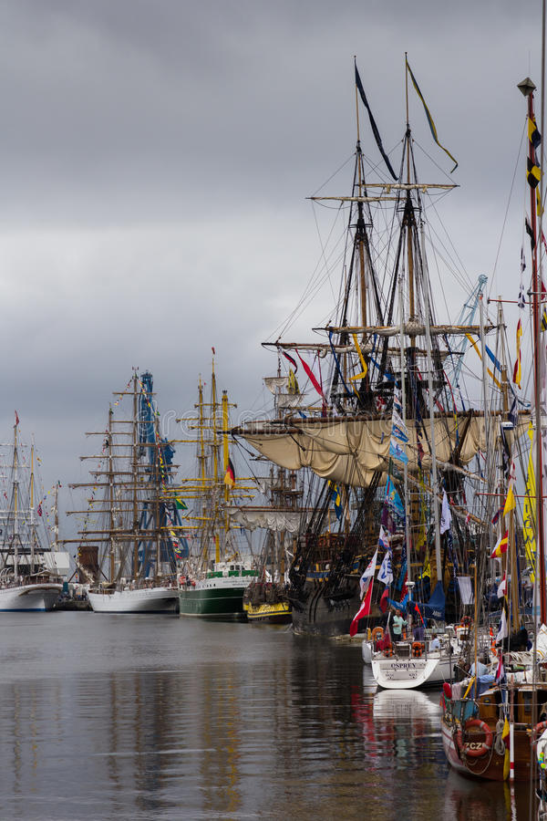 Download Tall Ships Race editorial stock image. Image of festival - 32623084
