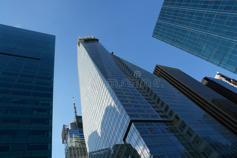 Download Tall Skyscrapers Stock Photo - Image: 6920300