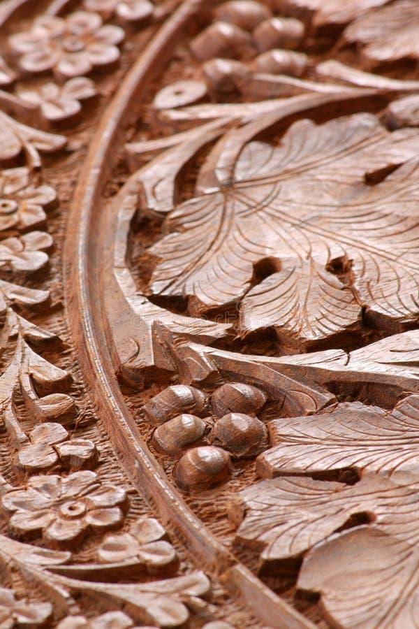 Talla de madera fotografía de archivo libre de regalías