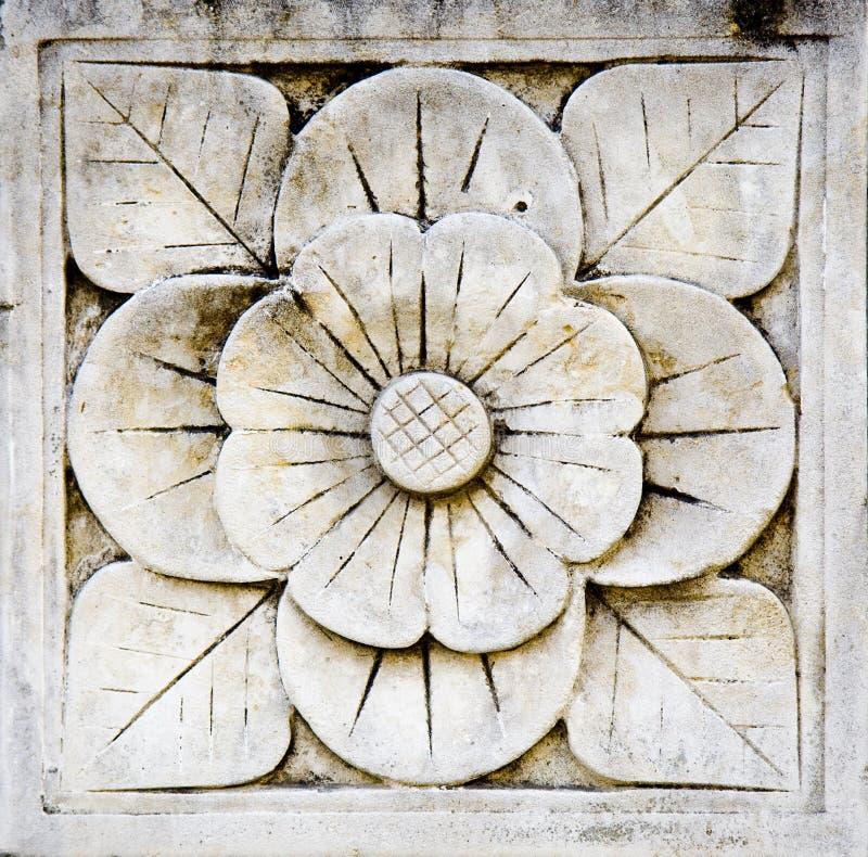 Talla de piedra de Bali fotografía de archivo libre de regalías