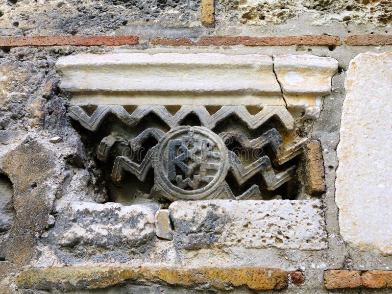 Talla griega del mármol imagenes de archivo