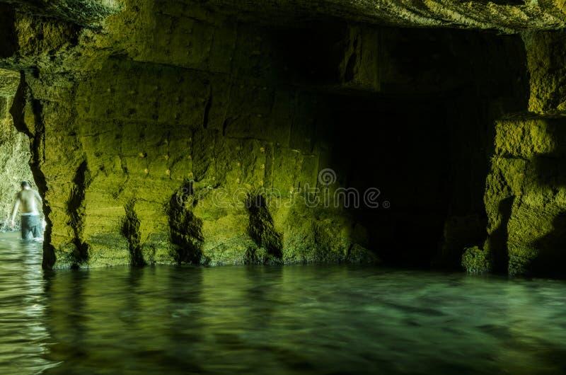` Tallada ` mediterraan hol stock afbeelding