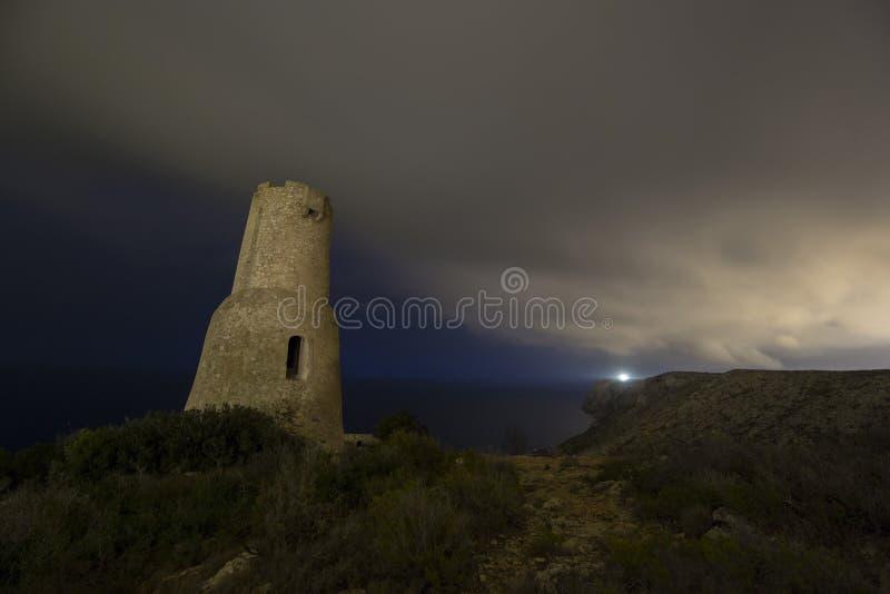 ` Tallada ` mediterraan hol stock fotografie