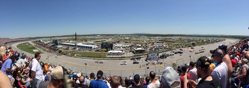 Talladega Super Speedway stock photo