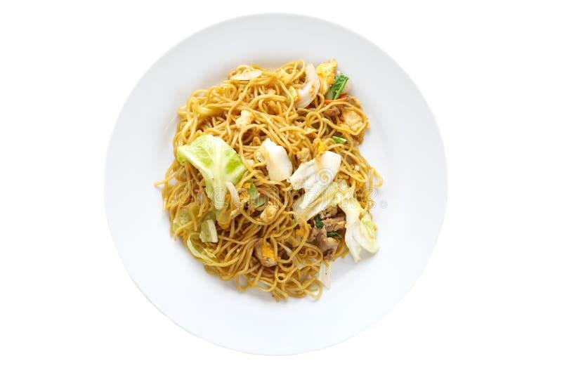 Download Tallarines fritos imagen de archivo. Imagen de asia, rojo - 41905419