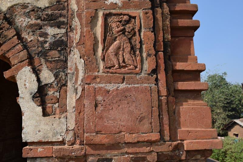 Tallas de Mahabharta imagen de archivo libre de regalías