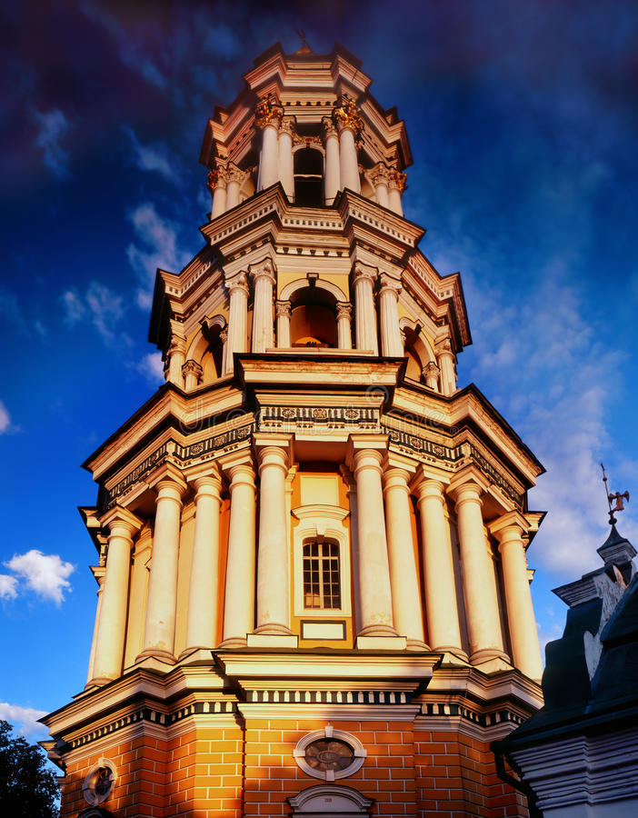 Download The Tallest Historic Building In Kiev Stock Image - Image: 33126297