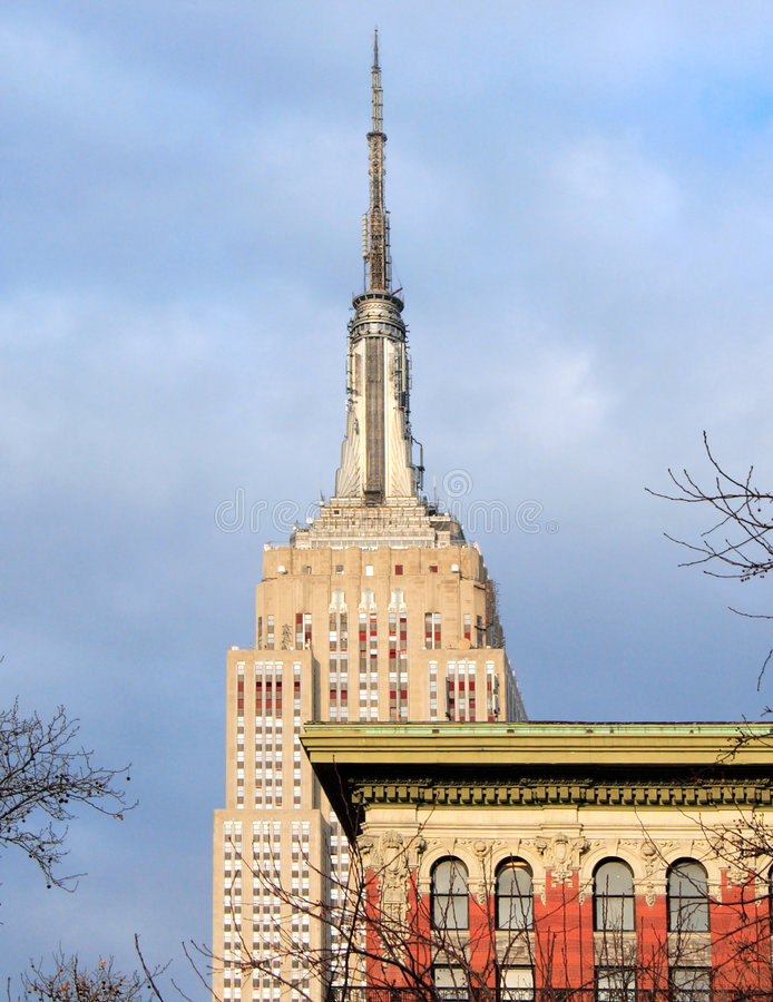 Tallest landmark royalty free stock photo