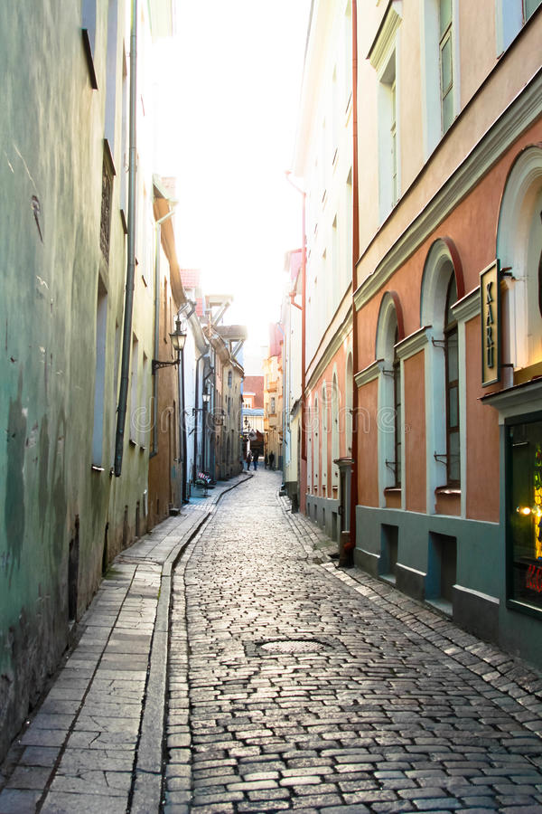 Tallin, Εσθονία στοκ φωτογραφία με δικαίωμα ελεύθερης χρήσης