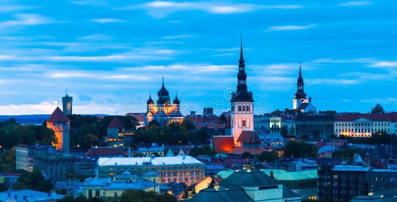 Tallin, Estônia fotos de stock royalty free