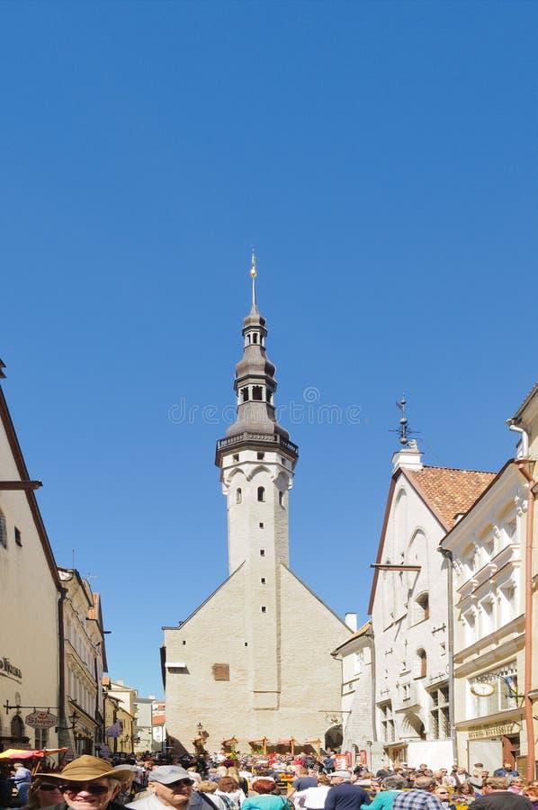 Download Tallin, Estonia fotografía editorial. Imagen de travesía - 100526167