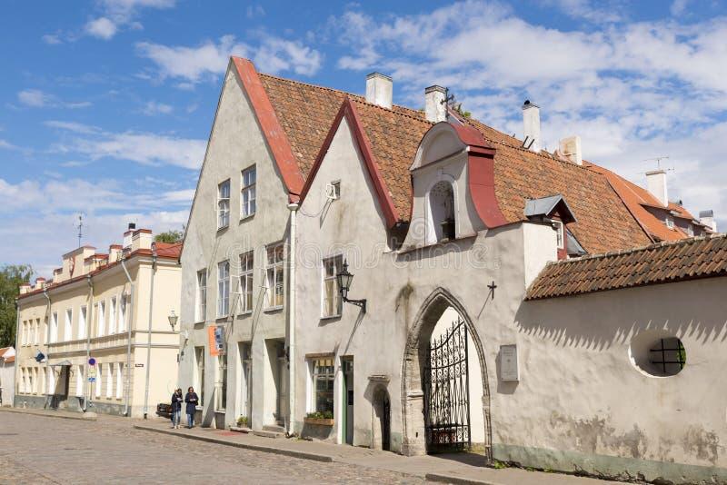 Tallin Estonia immagine stock libera da diritti