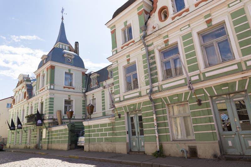 Tallin Estonia immagine stock