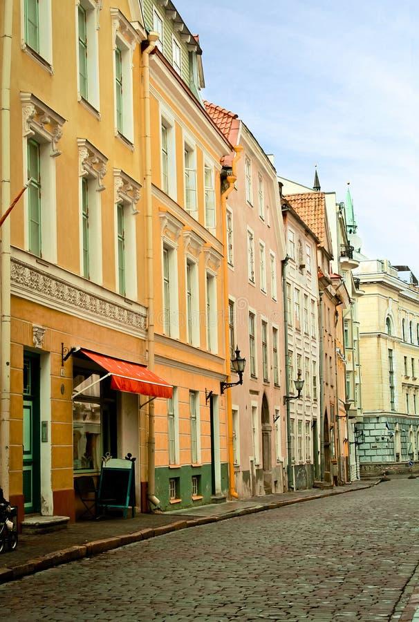 Tallin, Estonie image stock