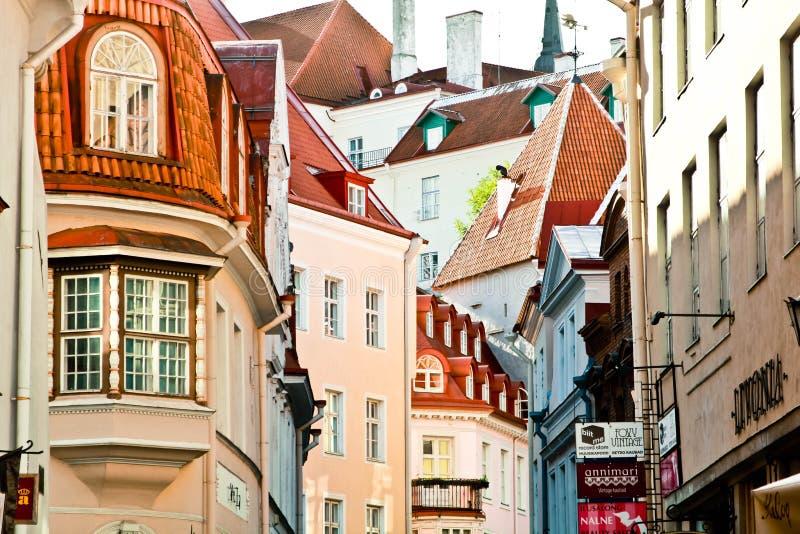 Tallin, Estonie image libre de droits
