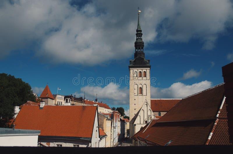 Tallinn imagem de stock