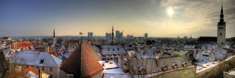 Tallinn images libres de droits