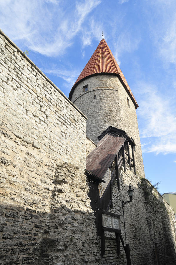 Download Tallinn stock image. Image of stone, summer, architecture - 20757287