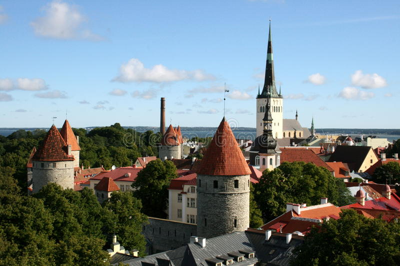 Download Tallinn Royalty Free Stock Photography - Image: 26633557