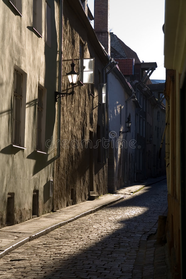 Download Tallinn stock photo. Image of estonia, houses, desolate - 8491712