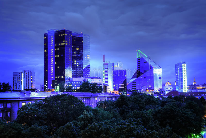 Tallinn, Estland lizenzfreies stockbild