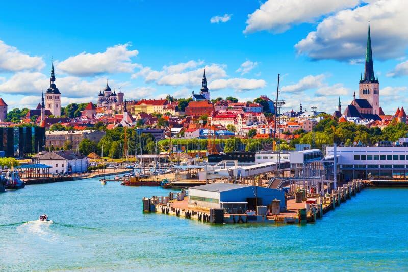 Tallinn, Estland royalty-vrije stock fotografie
