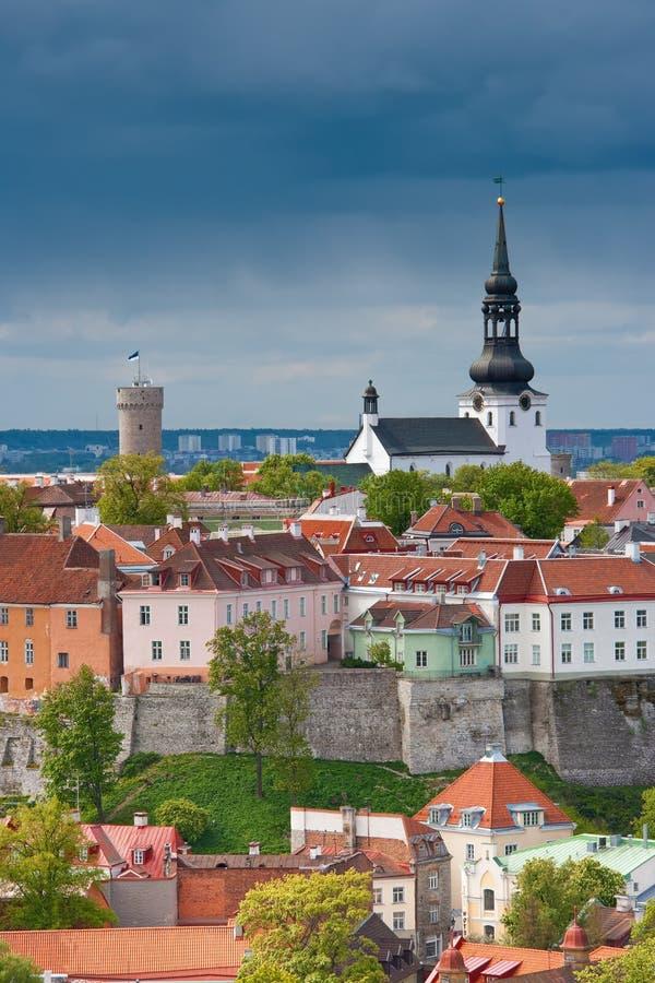 Tallinn, Estonia immagine stock libera da diritti