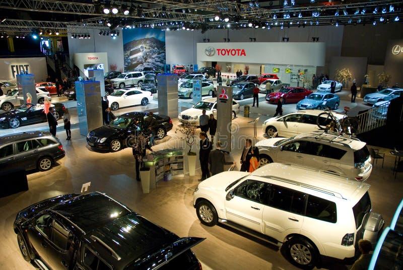Tallinn Motorshow 2008 photographie stock libre de droits