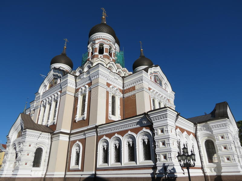 Download Tallinn, Orthodox Cathedral Stock Image - Image: 26736601