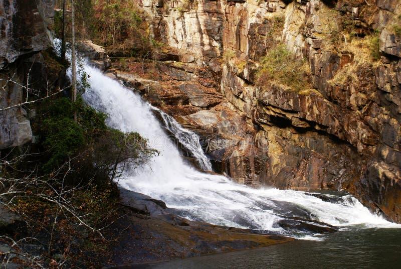 Tallulah Falls State Park fotos de archivo