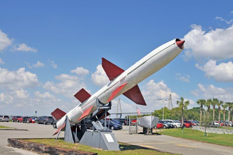 Talos missil arkivbilder