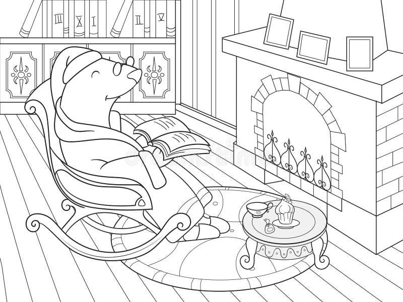 Illustrazione Di Uno Spaccato Della Casa Con Gli Interni Delle Stanze E Dell Arredamento Vettore Facilmente Editabile Illustrazione Vettoriale Illustrazione Di Architettura Dell 86452158