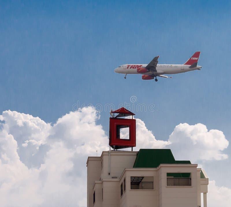 TAM Airplane Sao Paulo