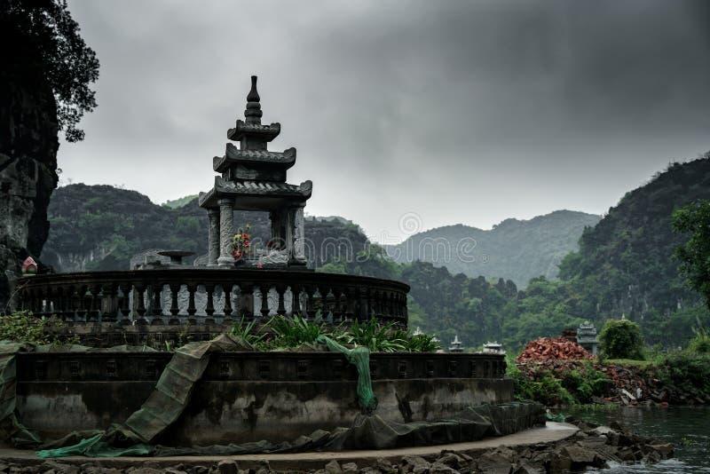 Tam Coc, Vietnam photographie stock libre de droits
