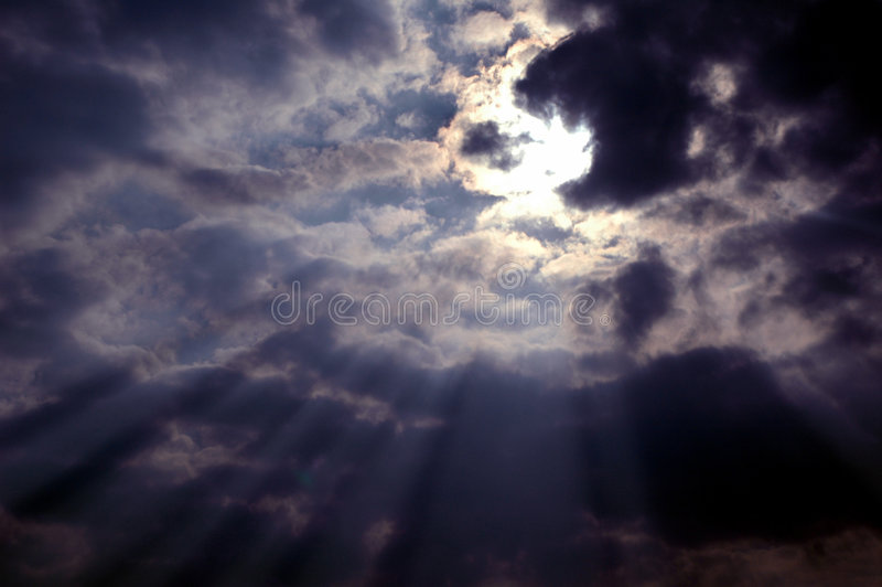 - tam jest światło zdjęcie royalty free