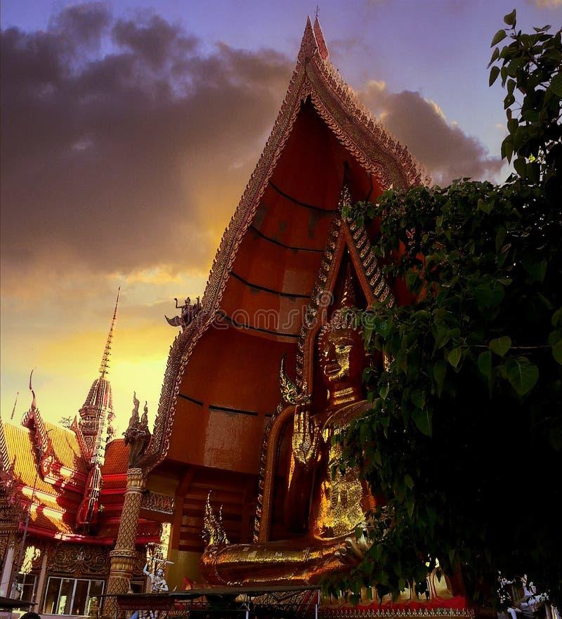 Tam Suae Tample arkivfoto