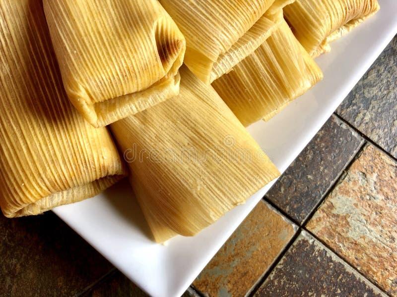 tamales zdjęcia stock