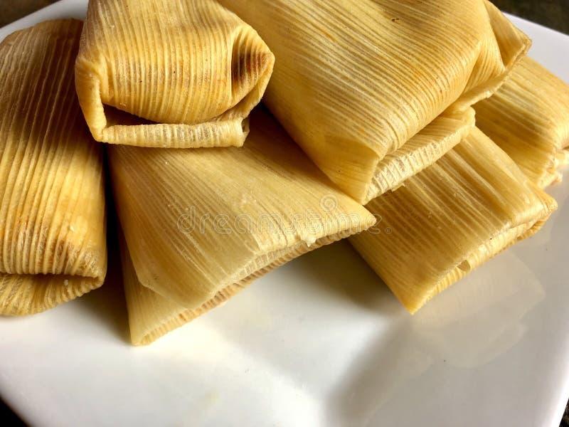tamales obraz royalty free