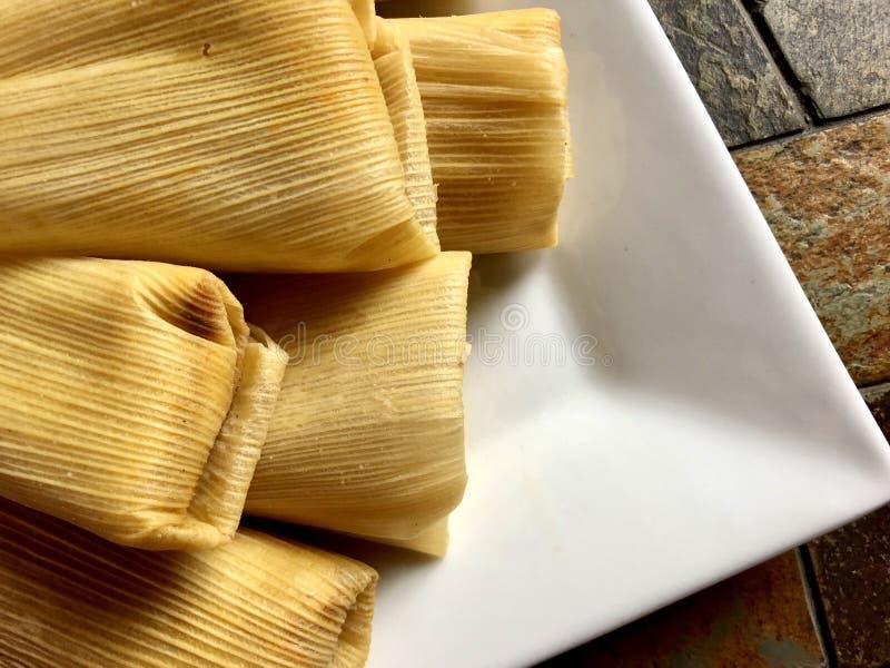 tamales zdjęcie stock
