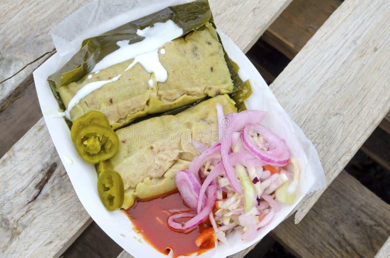Tamales imagem de stock royalty free