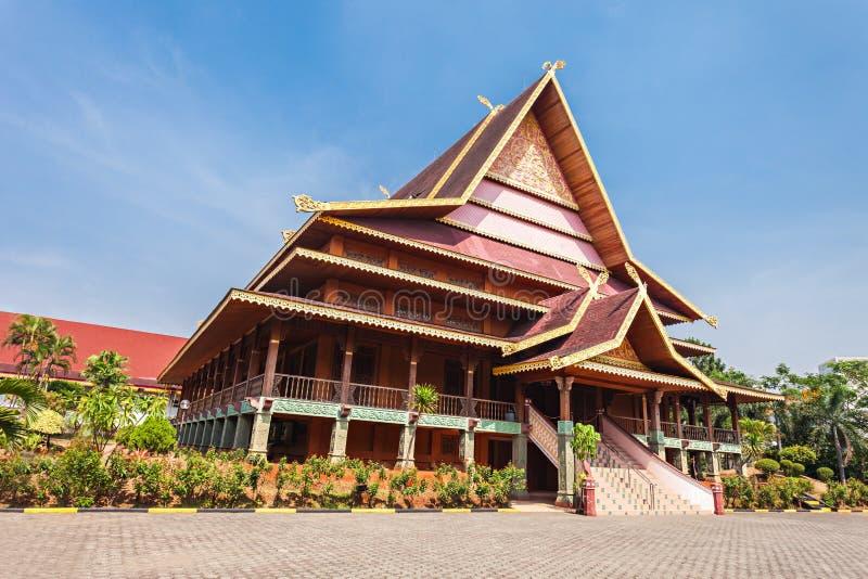 Taman мини Индонезия стоковые фотографии rf