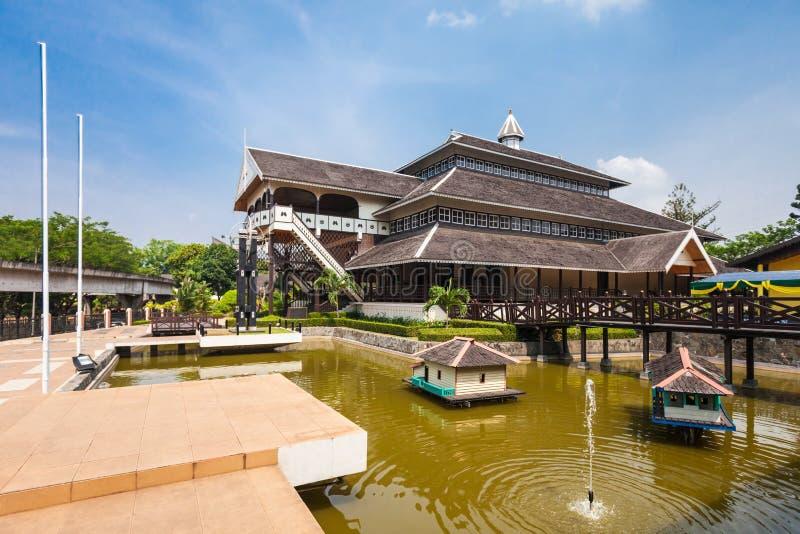 Taman Mini Indonesia foto de archivo libre de regalías
