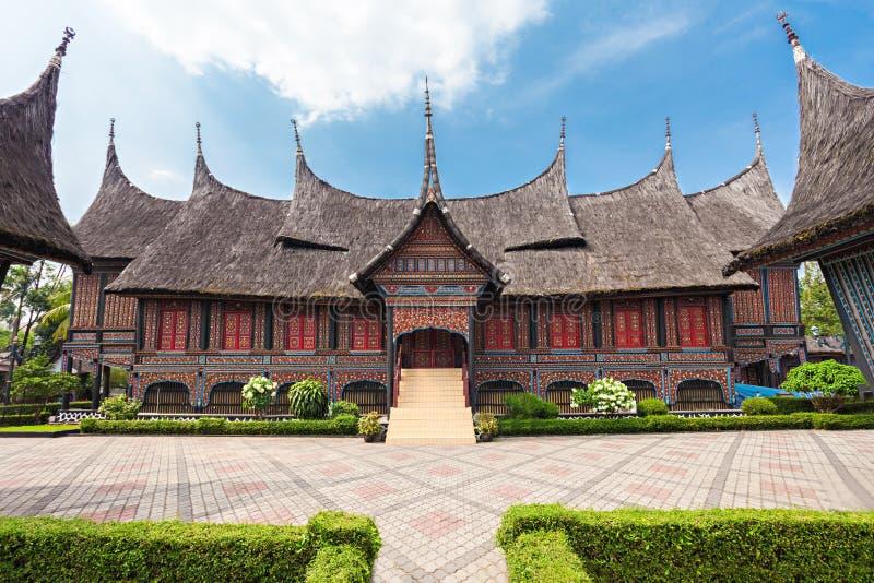 Taman Mini Indonesia imagen de archivo libre de regalías