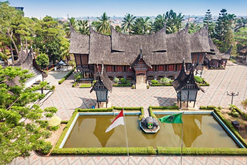Taman Mini Indonesia fotografía de archivo libre de regalías