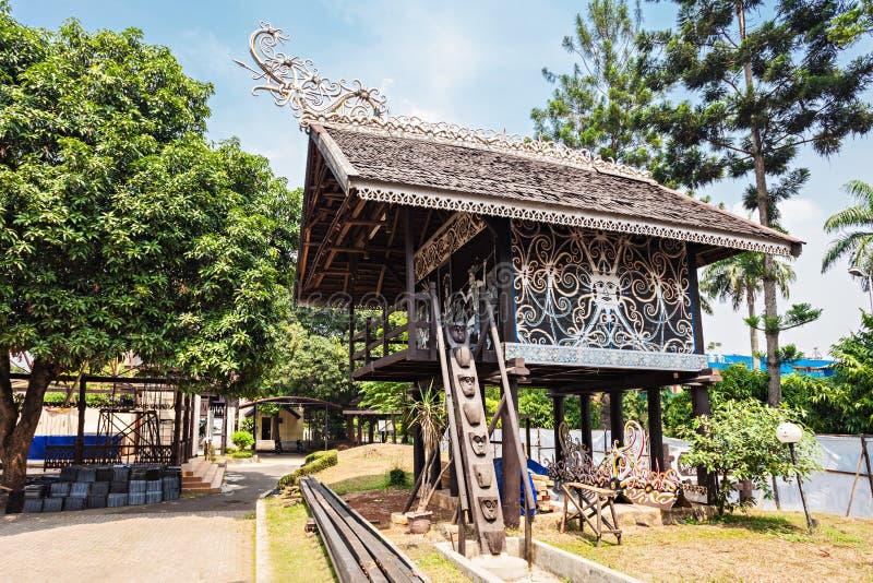 Taman Mini Indonesia imágenes de archivo libres de regalías
