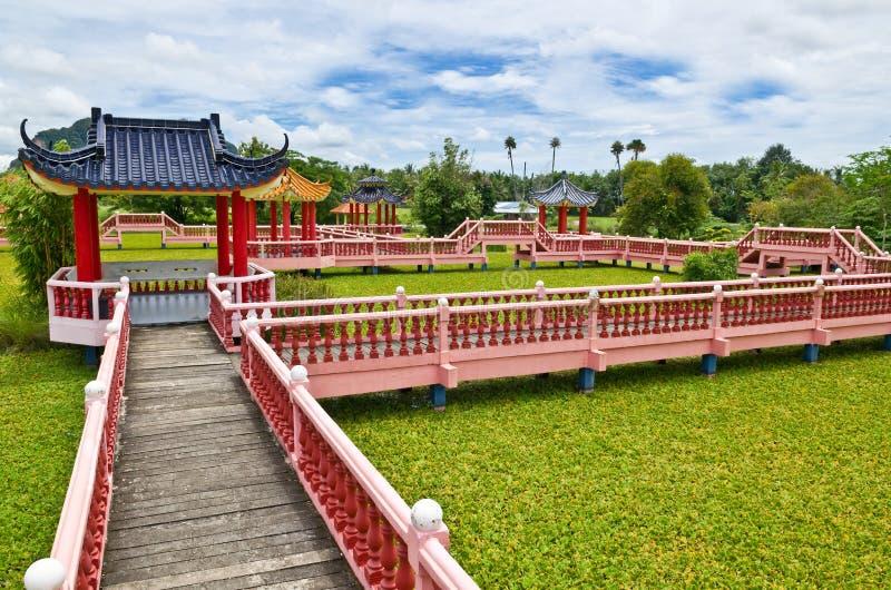 Taman Rekreasi Tasik Melati, Perlis, Μαλαισία στοκ φωτογραφίες