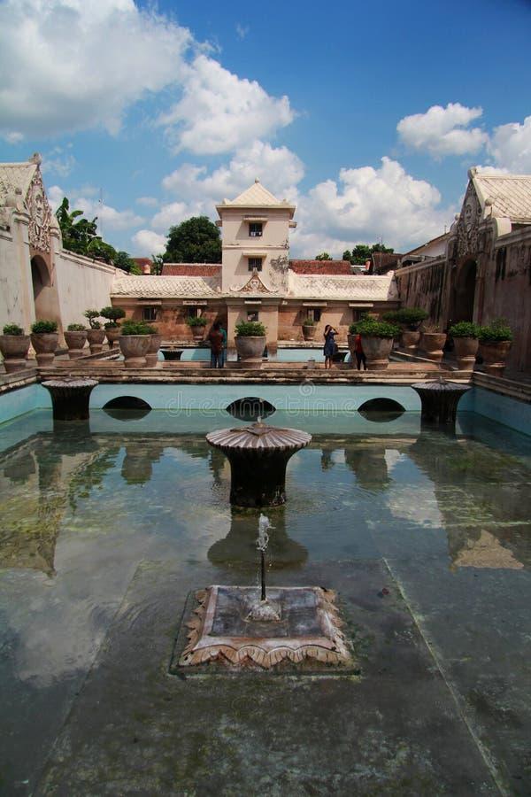 Taman Sari Yogyakarta royalty-vrije stock fotografie