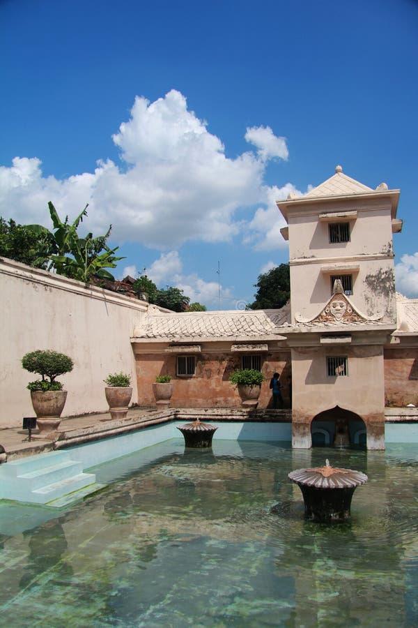 Taman Sari Yogyakarta royalty-vrije stock afbeeldingen